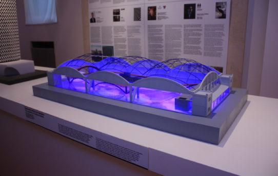 (Čeština) Výstava architektonické dědictví a ikony architektury