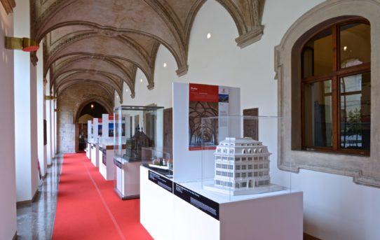 Výstavy v Jiřském klášteře