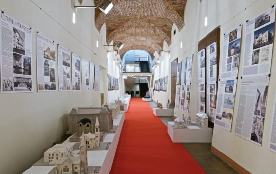 Výstava Slovenské architektury