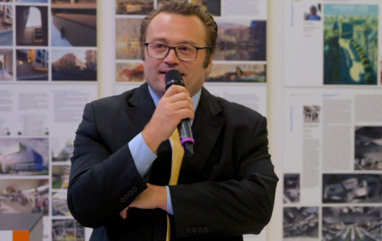Petr Ivanov – ředitel festivalu Architecture Week