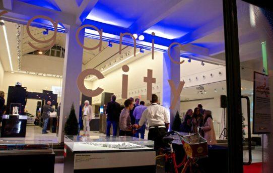 Vernisáž výstavy Organic City – (S)tvořitelé měst a udržitelný rozvoj
