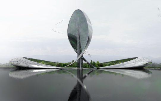 (Čeština) A&L Architectural Studio: Vertikální zemědělství