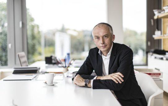 Jakub Cigler Architekti: Město má řadu podob