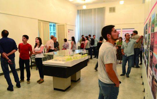 Arménie: Architecture Week Yerevan