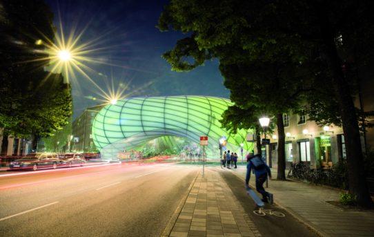 Belatchew Arkitekter: Trávodrap a další