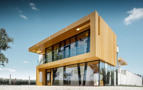 Architektonické zlato