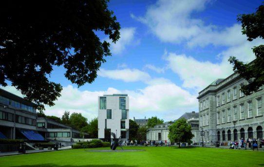 McCullough Mulvin Architects: Vztah mezi uměním a krajinou