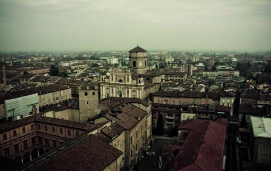Ideální města? Malá organická města v renesanční Itálii