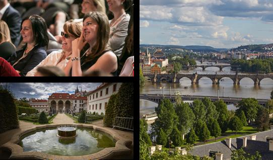 Historické centrum Prahy slaví 25 let na Seznamu UNESCO / Video