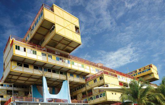 Venezuela: Architektonický styl Vivas