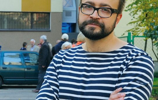 Jakub Szczęsny: Centrala / VIDEO