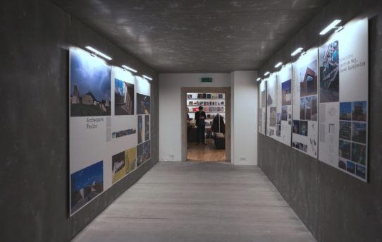 Výstava 2. ročníku České ceny za architekturu v Galerii Jaroslava Frágnera - končí v neděli 28. 1. 2018