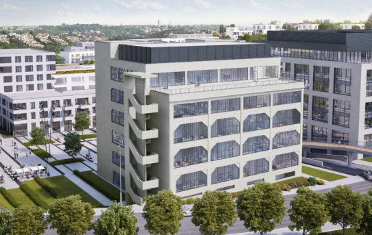 Nové Medicentrum v pražské Waltrovce