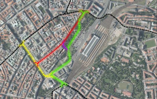 Tramvaje znovu na Václavském náměstí?