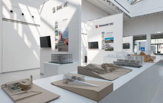 100 let československé architektury