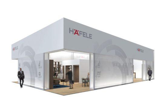 Häfele představuje koncepci inteligentního hotelu ALLYN