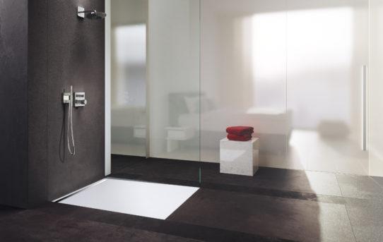 (Čeština) Kaldewei NexSys otevírá novou kapitolu sprchových vaniček vúrovni podlahy