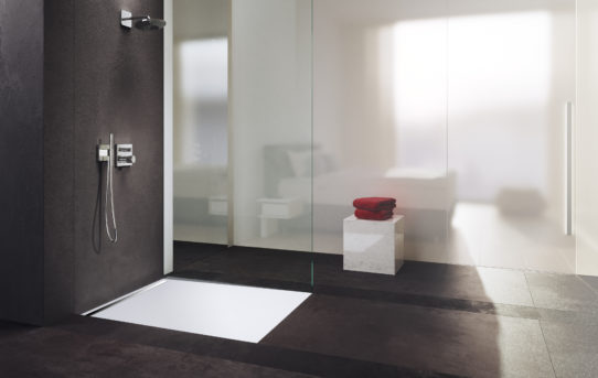 Kaldewei NexSys otevírá novou kapitolu sprchových vaniček vúrovni podlahy