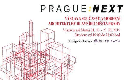 Výstava o současné Praze Prague: Next