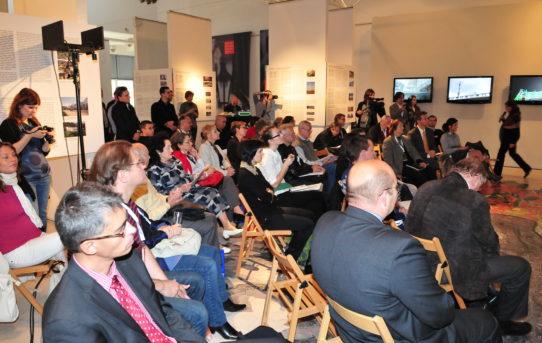 (Čeština) Architecture week 2010 - Tisková konference, Rada pro šetrné budovy