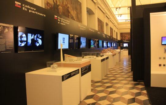 Výstava o dopravě, infrastruktuře a územním rozvoji