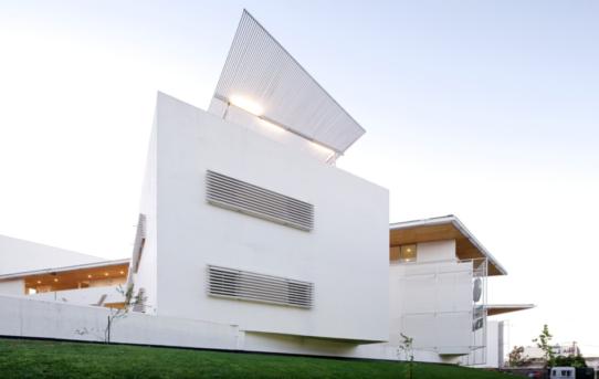 (Čeština) Profesionální institut Santo Tomas první etapa / Browne Swett Arquitectos