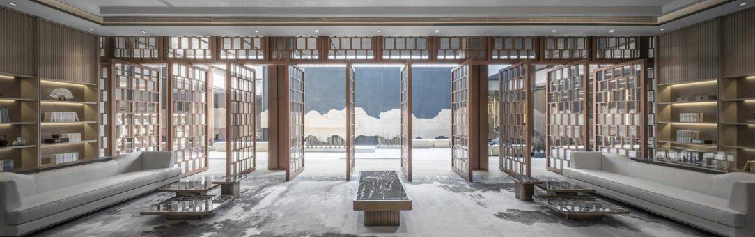 Nádvoří Jiangnan / PTArchitects