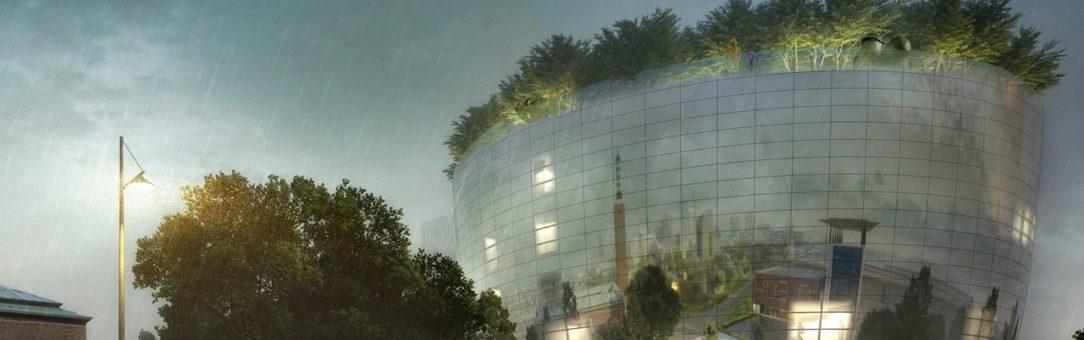 (Čeština) První veřejně přístupné umělecké skladiště na světě od MVRDV v Rotterdamu