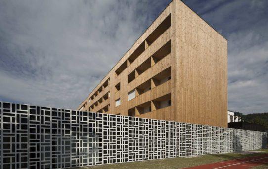 Rozšíření Hotelu Säntispark od Carlos Martinez Architekten