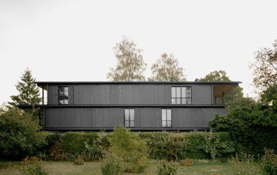 (Čeština) Bytový dům Gatternweg od Felippi Wyssen Architects