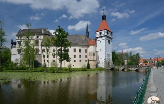 Zámek Blatná/video - Cena Opera Historica Asociace majitelů hradů a zámků