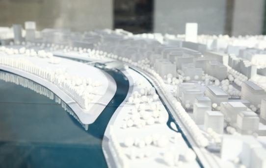 Architektonické projekty na výstavě Prague: Next