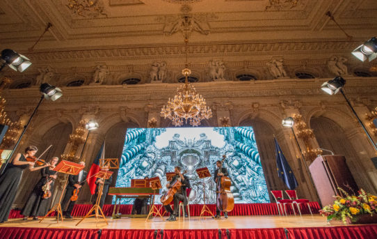 Video ze slavnostního večera Pocta české památkové péči