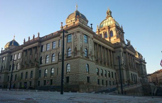 (Čeština) Národní Muzeum v Praze/video - Cena Opera Historica hl.m. Prahy