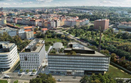 (Čeština) Městská část Praha 8 na výstavě Prague: Next