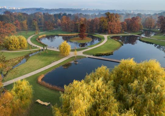 (Čeština) Výstava Praha – Zelené město