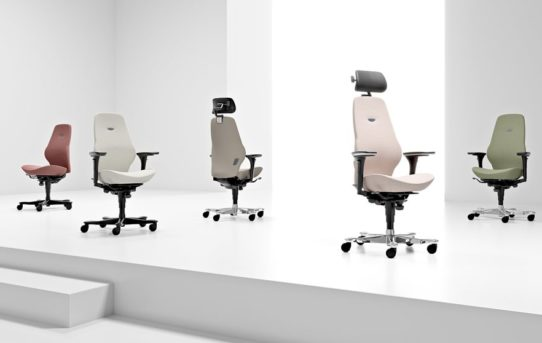 (Čeština) Ergonomická židle