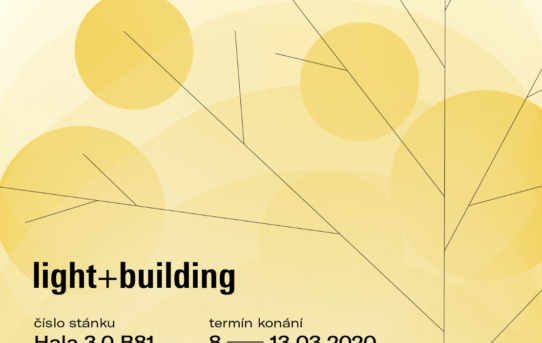 (Čeština) Light+Building 2020