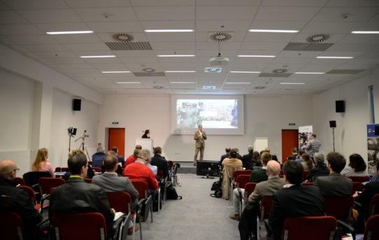 VII. Mezinárodní odborná konference Organické město Brno