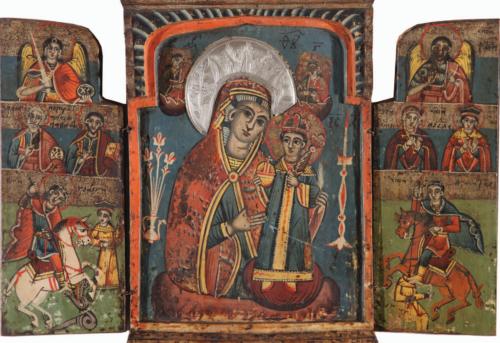 Ikony z doby obrození 19. století