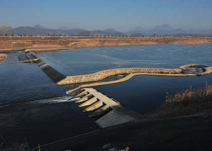 Projekt obnovy čtyř hlavních řek