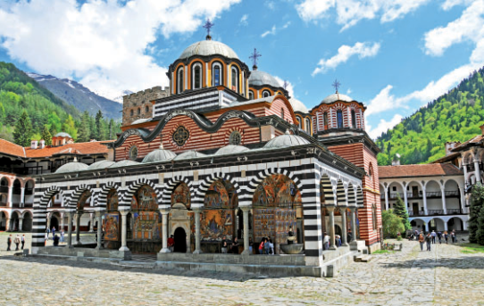 (Čeština) UNESCO – Bulharské památky v detailu i celku