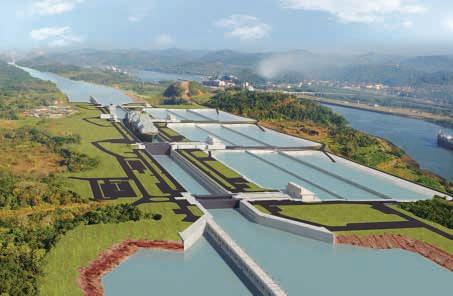 (Čeština) Rozšíření panamského průplavu