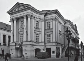 Výstava Architektura v prostoru a čase - Klasicismus