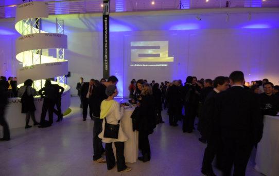 Slavnostní zahájení AW 2008