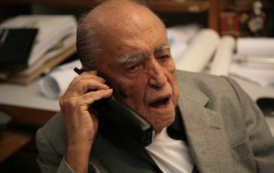 (Čeština) 50 let od založení Brazílie: Oscar Niemeyer