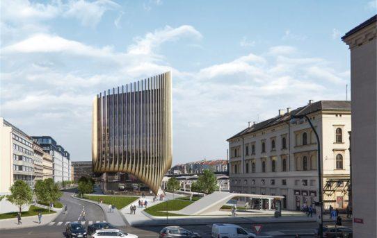 (Čeština) Projekt revitalizace Masarykova nádraží vzbuzuje rozpaky