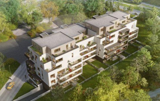 V Modřanech začíná stavba Rezidence Písková