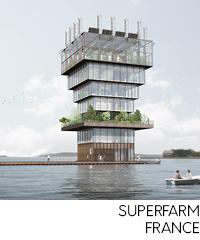 Superfarm Vertical Farm