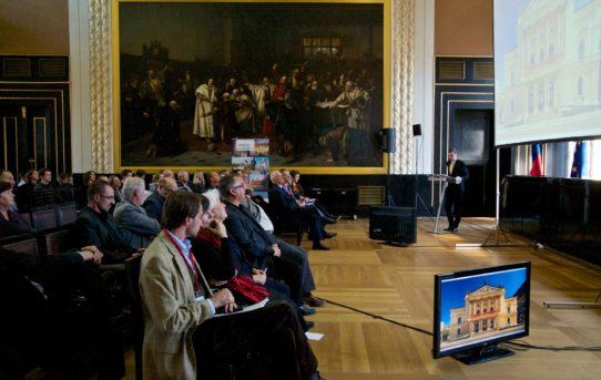 (Čeština) III. Mezinárodní odborná konference Ochrana hmotného kulturního dědictví v EU